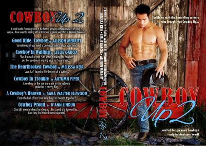 Cowboy Up 2 print cover