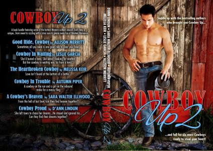 Cowboy Up 2 print cover