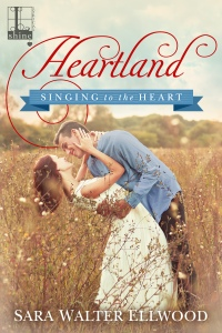 Heartland, Heartsong, Heartstrings, Singing to the Heart, Sara Walter Ellwood, Cowboys, Texas Romance, Contemporary Western Romance