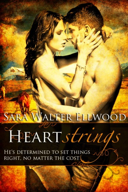 Heartstrings, Sara Walter Ellwood, contemporary western romance, romantic suspense, cowboy romance, Texas romance, small town romance, Country Music star hero, Lyrical Press, Kensington Publishing, Native American romance