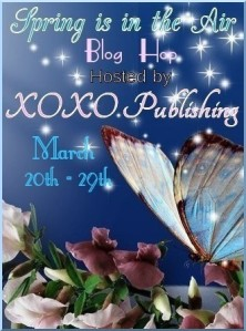 Spring, flowers, XOXO Publishing Blog Hop