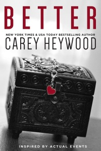 Tasty Book Tours, Better, Carey Heywood