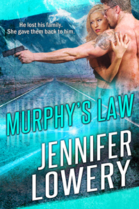Murphy's Law, Jennifer Lowery, Contemporary Romance