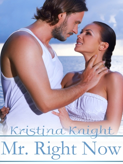 Mr Right Now, Kristina Knight, Contemporary Romance