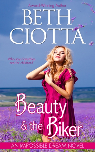 Beauty and the Biker, Beth Ciotta, contemporary romance