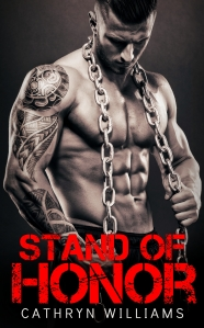 STAND OF HONOR Cover