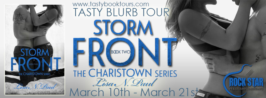 Lisa Paul, Contemporary Romance, Storm Front