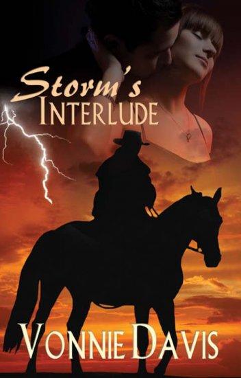 Vonnie Davis, Storm's Interlude, Contemporary Western Romance, The Wild Rose Press