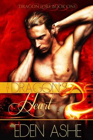 The Dragon's Heart, Eden Ashe, urban fantasy, dragon romance, paranormal romance, Kensington Publishing, Lyrical Press