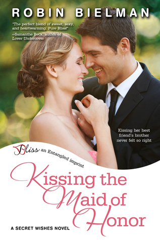 Robin Bielman, Kissing the Maid of Honor, Contemporary Romance