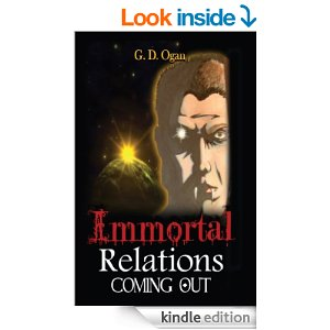 Immortal Relations Coming Out by Guy Ogan