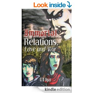 Immortal Relations Love and War by Guy Ogan