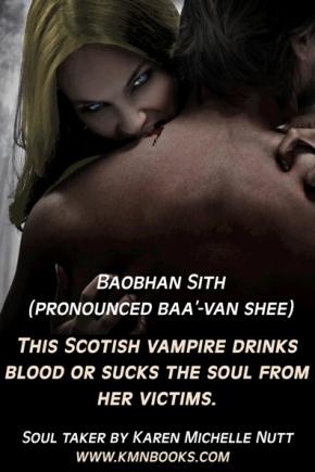 Soul Taker baobhan sith
