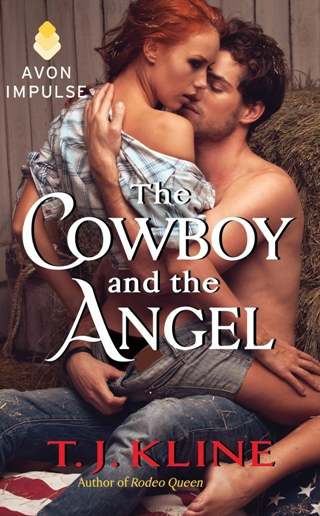 The Cowboy and the Angel by TJ Kline