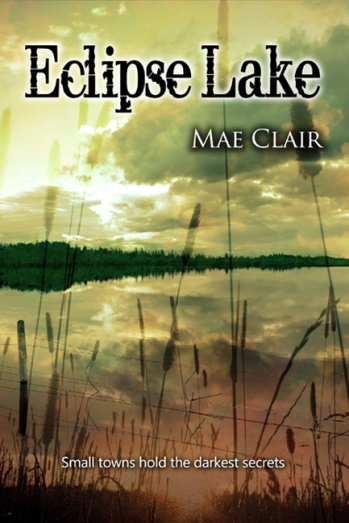 Eclipse Lake by Mae Clair