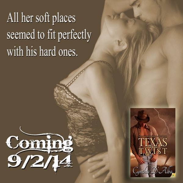 Texas Twist Teaser #1