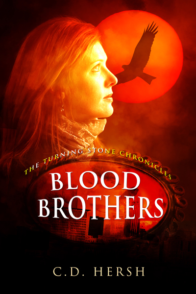 Blood Brothers by CD Hersh