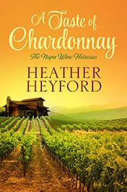 Taste of Chardonnay by Heather Heyford