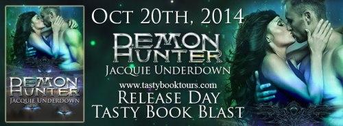 Demon-Hunter-Jacquie-Underdown-Release