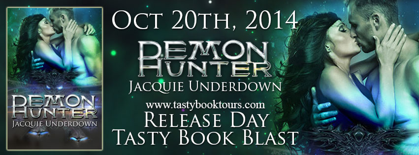 Demon-Hunter-Jacquie-Underdown-Release