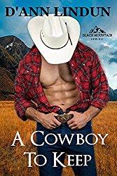 D'Ann Lindun, Black Mountain Series, Contemporary Western Romance